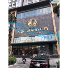 Bể bơi Sun Grand City