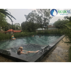Bể bơi Resort Mini