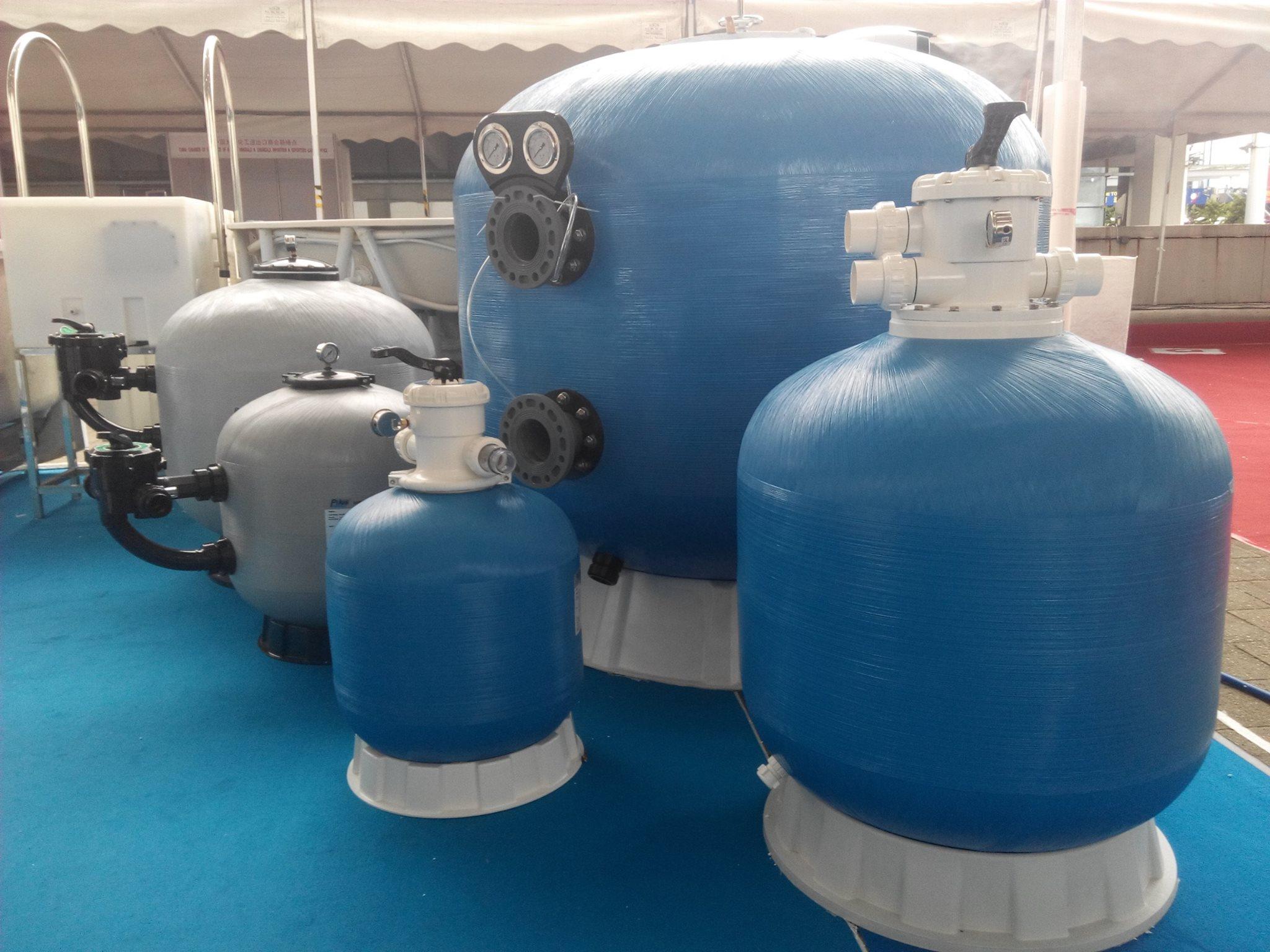 Hệ thống lọc nước bể bơi tuần hoàn