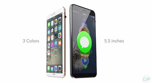 Ý tưởng iPhone 7