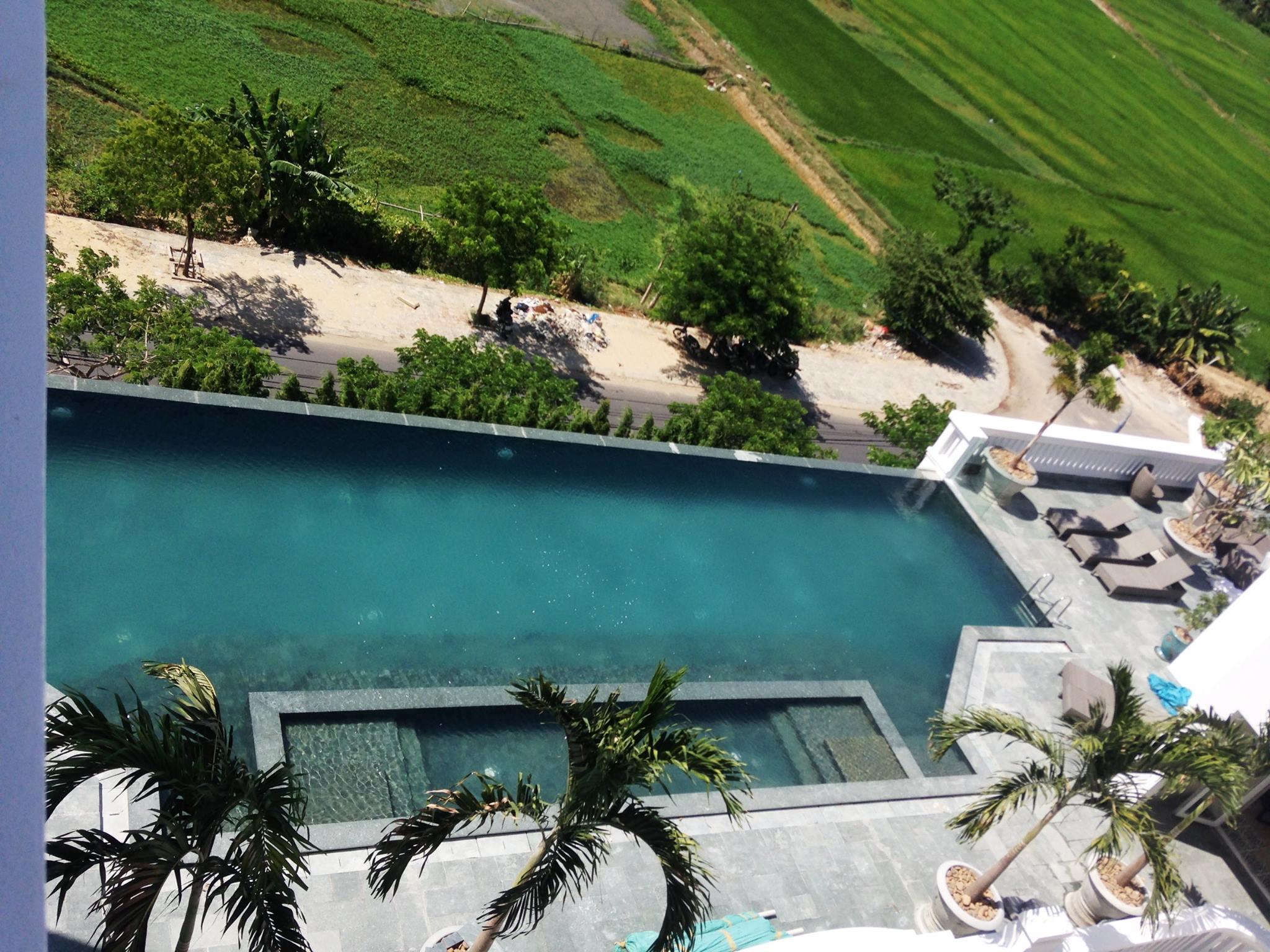bể bơi ngoài trời lớn nhất Việt Nam tại Vĩnh Phúc