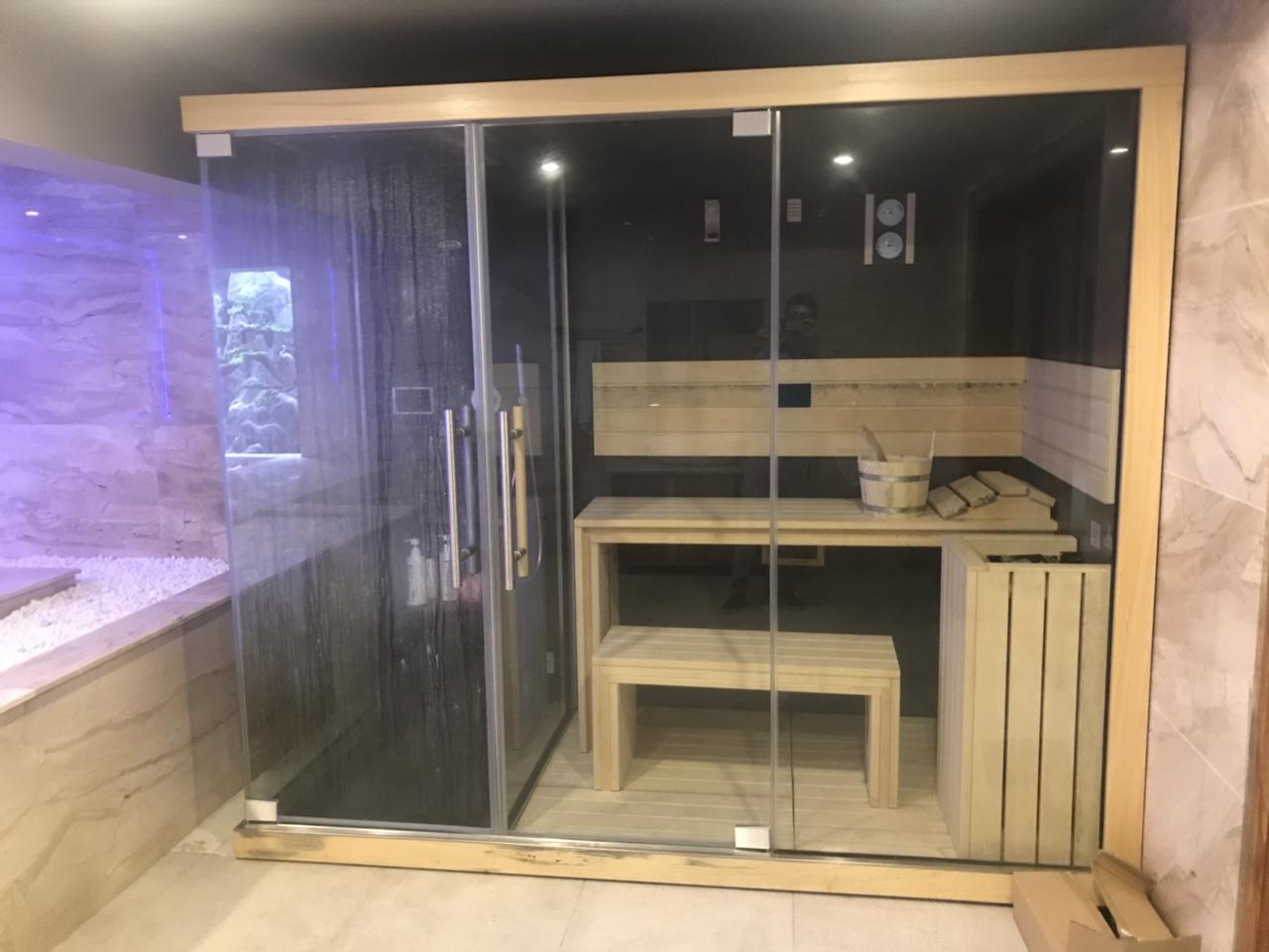 Những lưu ý bảo trì và sử chữa máy xông hơi tại nhà hữu ích