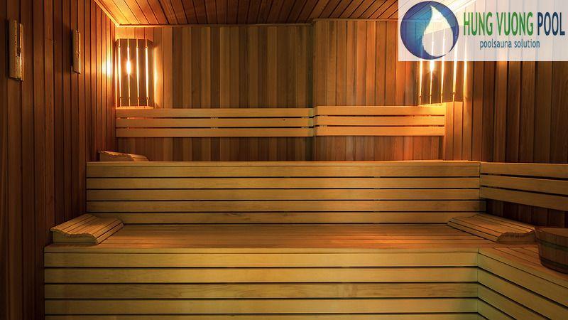 Khái niệm sauna là gì? Công dụng xông hơi sauna?