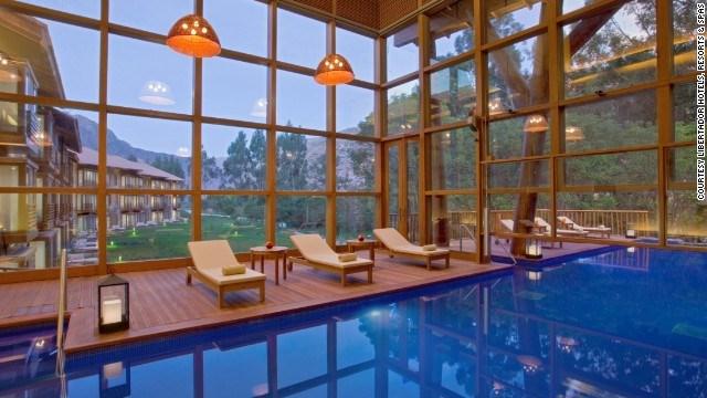 Những bể bơi sang trọng và hấp dẫn nhất Thế giới
