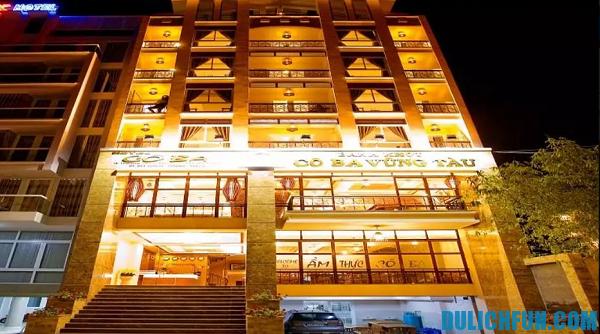 Những khách sạn giá rẻ ở Vũng Tàu có hồ bơi, bể bơi đẹp
