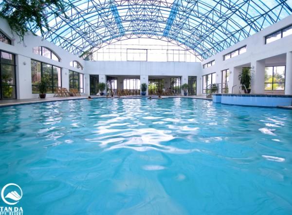 Độ pH và chất clo trong nước bể bơi