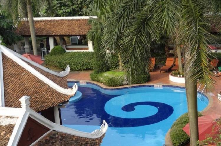 Top 5 hồ bơi siêu hấp dẫn ở Hà Nội